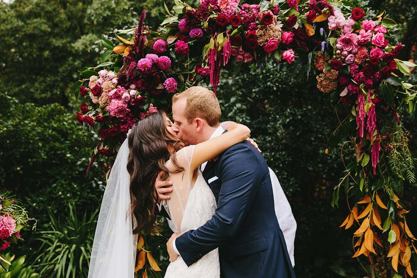 Abbotsford Convent Wedding