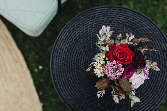 I Heart Flowers, wedding styling